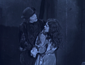 Jehan and Esmeralda 1923 Hunchback of Notre Dame Brandon Hurst and Patsy Ruth Miller picture image