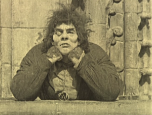 Quasimodo (Lon Chaney) Hunchback of Notre Dame 1923 picture image