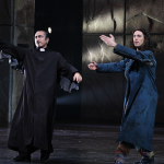 Robert Marien as Frollo & Dennis Ten Vergert as Gringoire 2012 Asian Tour Cast Notre Dame de Paris picture image