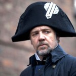 Russell Crowe as Javert Les Misérables 2012 movie picture image