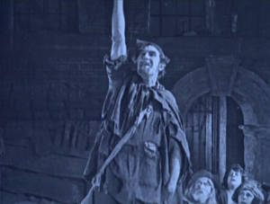 Clopin (Ernest Torrence) 1923 The Hunchback of Notre Dame picture image