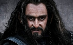 Richard Armitage as Thorin Oakenshield from The Hobbit picture image