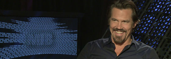 Josh Brolin Interview for Men in Black picture image