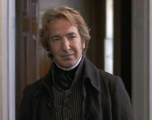 Alan Rickman as Colonel Brandon from Sense and Sensibility picture image