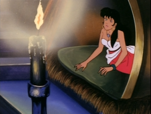 Esmeralda in Sanctuary Jetlag version Hunchback of Notre Dame picture image