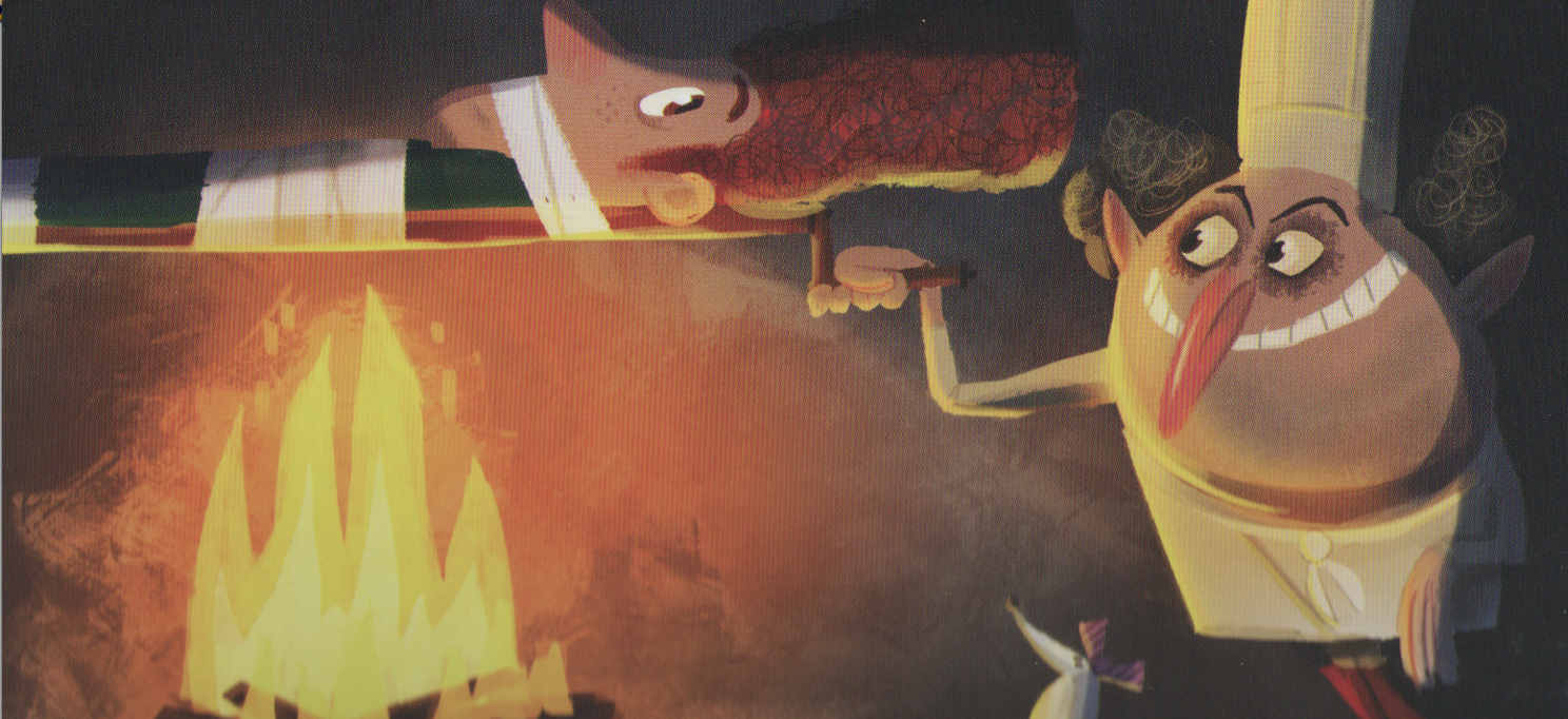 Reactions Hotel Transylvania – The Hunchblog of Notre Dame