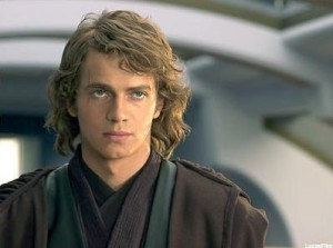 Hayden Christensen as Anakin Skywalker, Star Wars Episode III Revenge of the Sith picture ima