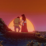 Ending of The Hunchback of Notre Dame,  Jetlag  picture image