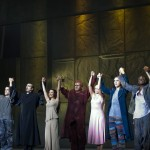 Finale, Notre Dame de Paris World Tour cast, Crocus City Hall picture image