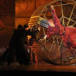 Matt Laurent as Quasimodo,World Tour Notre Dame de Paris Crocus City picture image