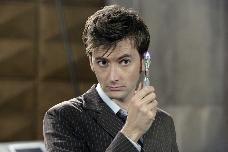 David Tennant as The Doctor, Doctor who, picture image 