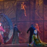 Matt Laurent as Quasimodo & Alessandra Ferrari as Esmeralda, Notre Dame de Paris World Tour Cast picture image