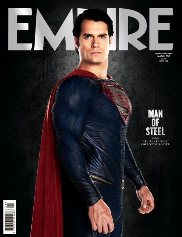 Henry Cavill as Superman, Man of Steel picture image