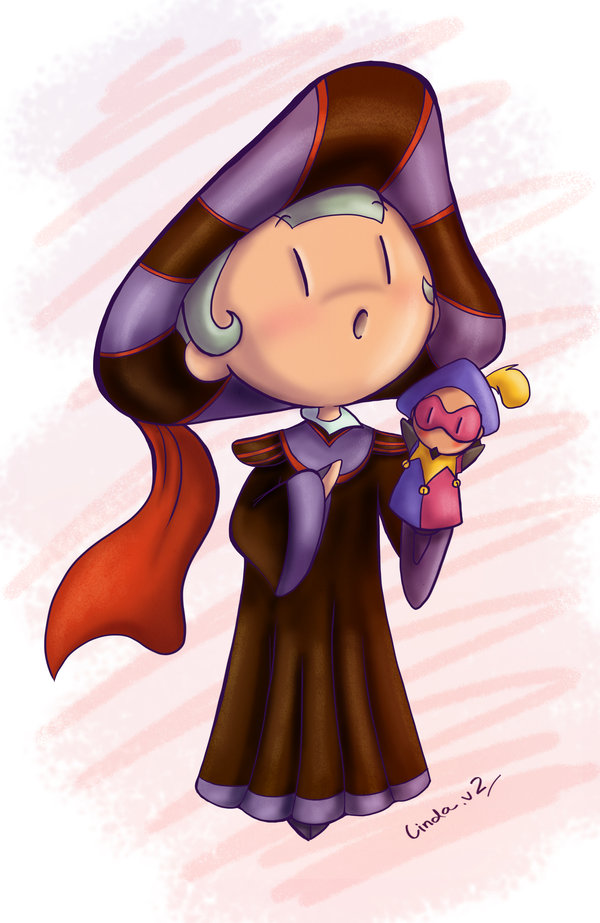 Frollo by I_Am_Bleu