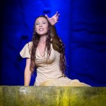 Alessandra Ferrari as Esmeralda, Notre Dame de Paris, World Tour, Crocus City Hall, picture image
