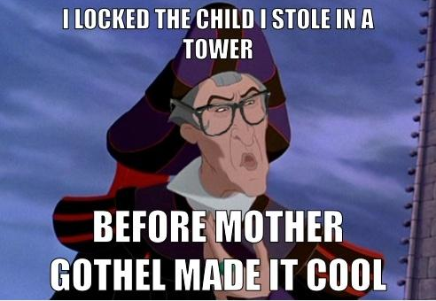 Frollo meme, Hunchback of Notre Dame, picture image