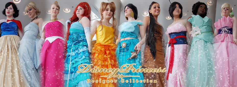 Designer Disney Princess Cosplay Collection by Street Angel