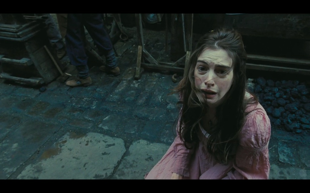 Anne Hathaway as Fantine, Les Miserables , picture image