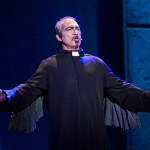 Robert Marien as Frollo, Notre Dame de Paris World Tour cast, Crocus City Hall image picture