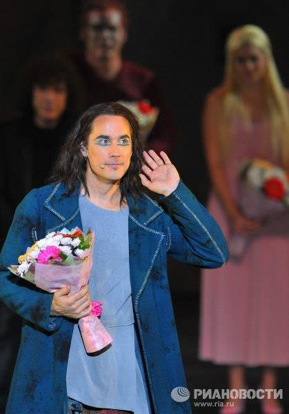 Super Richard Charest as Gringoire, Notre Dame de Paris World Tour cast  JD04