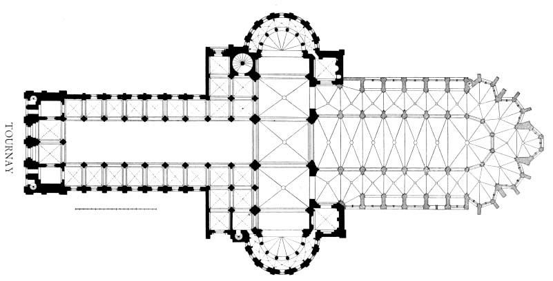Notre Dame's Floor Plan  picture image