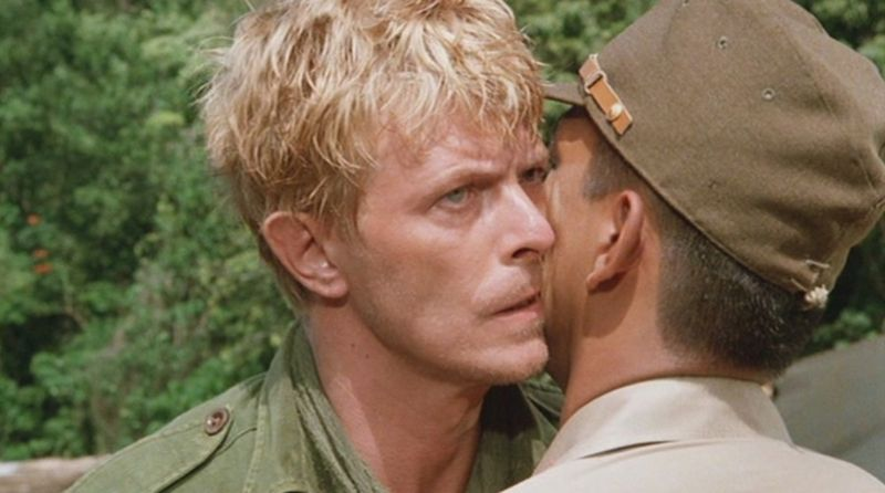 David Bowie  as Maj. Jack 'Strafer' Celliers in Merry Christmas Mr. Lawrence picture image