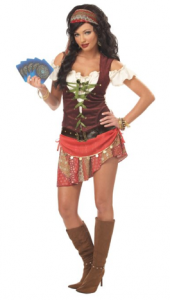 California Costumes Women's Mystic Gypsy Costume picture image