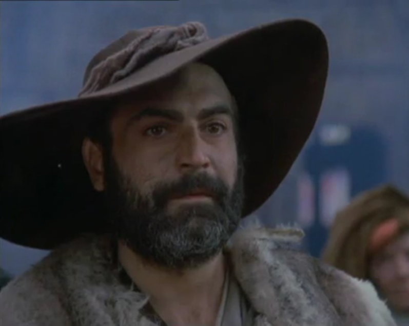 David Suchet as Clopin, 1982 Hunchback of Notre Dame picture image