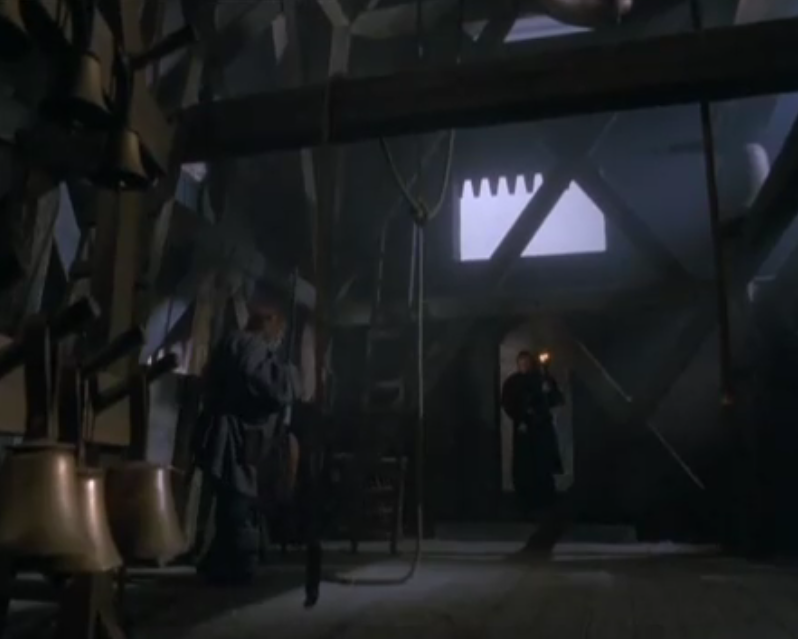 Interior Set of the Bell tower, 1982 Version of The Hunchback of Notre Dame picture image