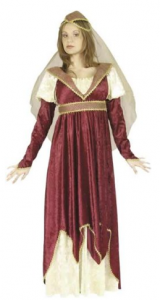 Adult Maiden Of Verona Costume picture image