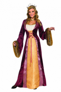 Rubie's Costume Deluxe Milady Of The Castle Renaissance Dress picture image
