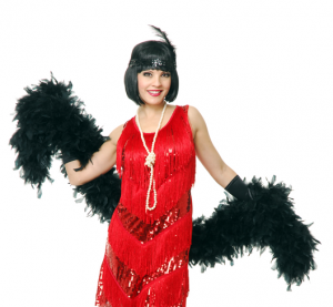 Flapper Halloween Costume for Esmeralda picture image