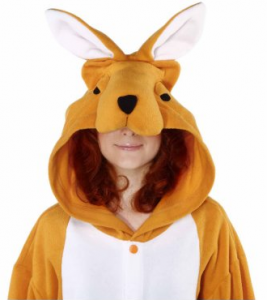 Kangaroo, Halloween Costume for Sister Gudule picture image
