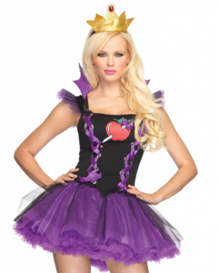 Wicked Queen, Halloween Costume for Fleur de Lys  picture image