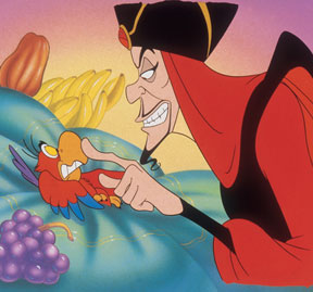 Iago and Jafar, The Return of Jafar picture image