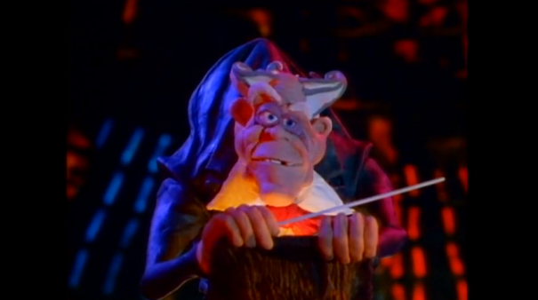 Quasimodo, Will Vinton's Claymation Christmas Celebration picture image