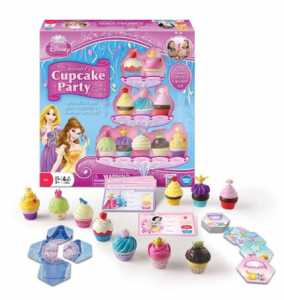 Disney Princess Enchanted Cupcake Party Game picture image