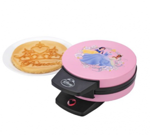 Pink Disney  Princess Waffle Maker picture image