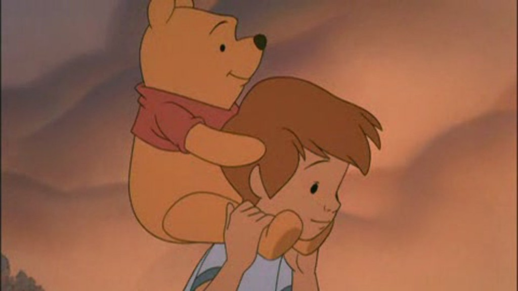Pooh and Christopher Robin, Pooh's Grand Adventure the Search for Christopher Robin picture image
