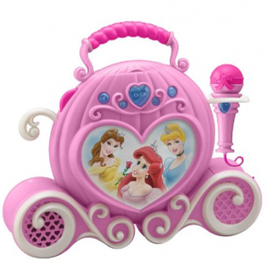 Disney Princess Enchanting Sing-Along Boombox  picture image