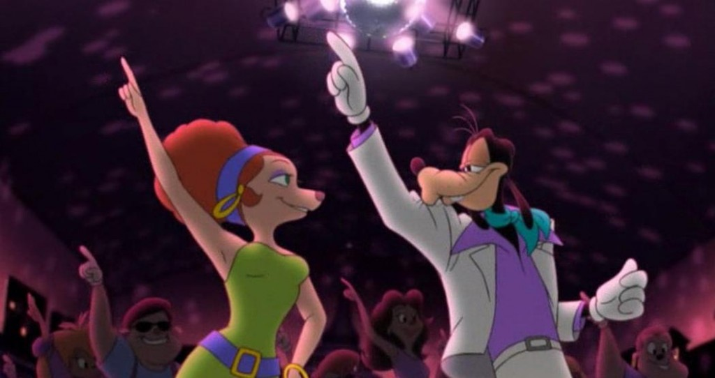 Sylvia and Goofy, An Extremely Goofy Movie picture image