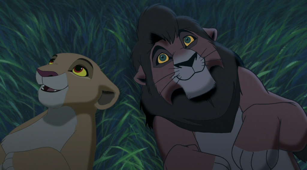 Kiara and Kovu, The Lion King 2: Simba's Pride picture image