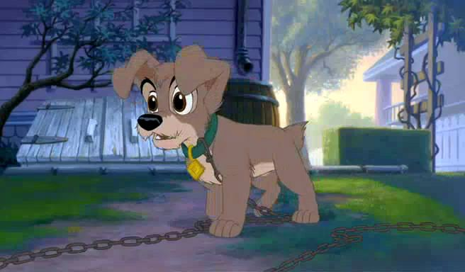 Scamp, Lady and the Tramp II: Scamp's Adventure picture image