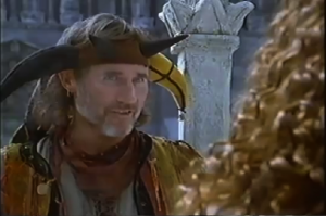 Jim Dale as Clopin , 1997 The Hunchback picture image