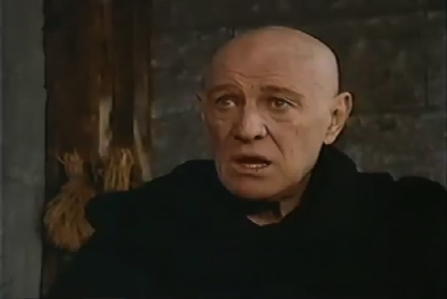 Richard Harris as Frollo, 1997 The Hunchback picture image
