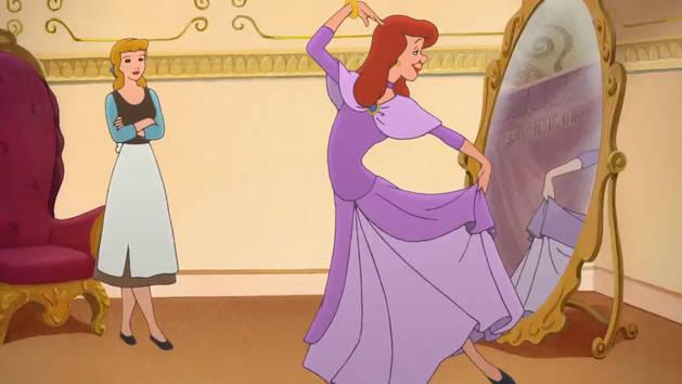 Anastasia and Cinderella, Cinderella II: Dreams Come True  picture image
