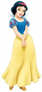 Snow white picture image