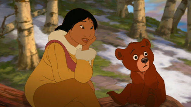 Nota and Koda Brother Bear 2 picture image