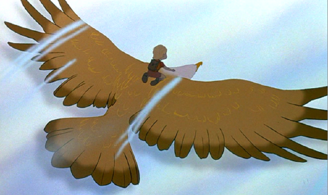 The Rescuers Down Under picture image