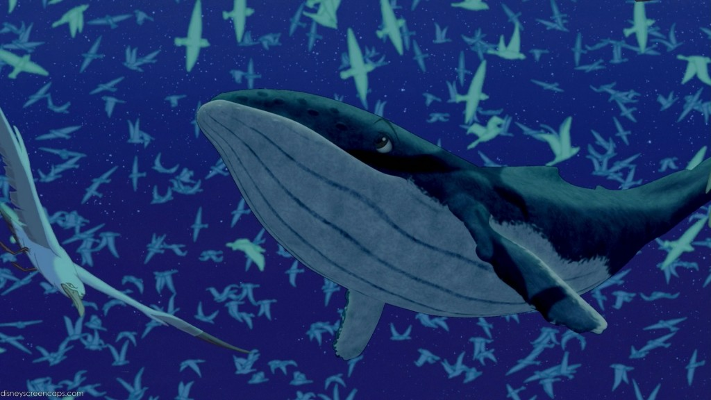 Flying Whale Calf Fantasia 2000 picture image